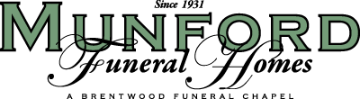 Munford Funeral Homes